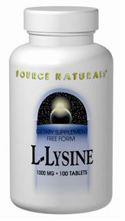 L-Lysine is an essential free-form amino acid which acts as a precursor for several other amino acids, including L-carnitine (needed for fat metabolism). L-Lysine is crucial to the formation of collagen, a major part of the body's connective tissues. L-Lysine also contributes to energy production when converted to acetyl coenzyme A, one of the principal fuels for the Krebs Cycle..