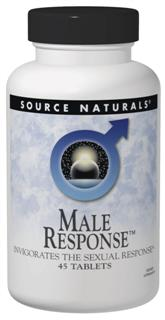 Male Response invigorates the sexual response while helping to support the health of the prostate gland, revitalize energy levels, and nourish the adrenals..