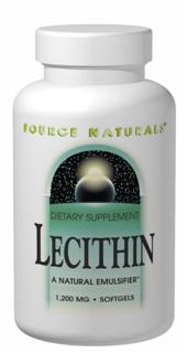 Lecithin is a natural substance found in cell membranes and is manufactured in the liver from dietary choline. It contains a mixture of phosphatides, including phosphatidyl choline, an important precursor to the main neurotransmitter, acetylcholine. In addition, the body utilizes lecithin both for the proper formation of bile (the body's main emulsifying compound), and as an emulsifying agent itself. As an emulsifier, lecithin helps in the absorption and utilization of fat-soluble nutrients, such as vitamins A, D, E and K..