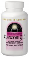 Conezyme Q10 is essential to human life and is a crucial component in the primary energy production cycle. Research indicates that supplementation with this nutrient may support normal heart function, provide antioxidant protection and maintain the health of gums.  Additionally, Bioperine (black pepper fruit extract) may enhance the absorption of CoQ10.  An oil-based softgel is fat-soluble and may be more bioavailable than tablets or powder-filled capsules..