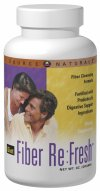 Diet Fiber Re:Fresh powder contains a unique combination of ingredients to help support the body's natural detoxification process. Natural soluble and insoluble fibers are combined with herbs such as ginger to support the digestive process, and FOS and acidophilus to increase the number of 'friendly' flora in the gastrointestinal (G.I.) tract. .