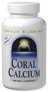 Coral calcium contains the alkaline minerals calcium and magnesium, as well as other essential trace minerals.  An initial study on an alkaline mineral blend demonstrated an increase in blood alkalinity (pH) and buffering capacity.  Proper alkalinity (pH) of the blood is critical for the overall health of the body. Source Naturals <b>Coral Calcium</b> is eco-friendly:<b> it is harvested in Okinawa, Japan</b> from fossilized (dead) coral and is not harmful to living coral..