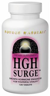 Source Naturals HGH Surge is a multifaceted, Bio-Aligned approach to the promotion of healthy levels of natural human growth hormone. HGH Surge Enhanced Youthful Vitality.