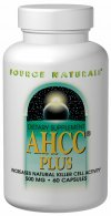 AHCC Plus combines AHCC, a proprietary compound researched extensively for its immune enhancement properties, with three powerful immune and cellular defense nutrients - selenium, tocotrienols, and gamma vitamin E. According to recent research, AHCC may significantly increase Natural Killer (NK) Cell activity, increase macrophage activity, enhance cytokine production, support healthy liver function, as well as act as an antioxidant. .