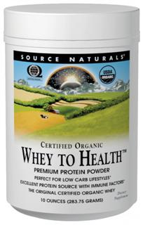 Whey is one of the most easily digested forms of high quality protein. Whey to Health is low in carbs and can be used in conjunction with a variety of weight management and exercise programs..