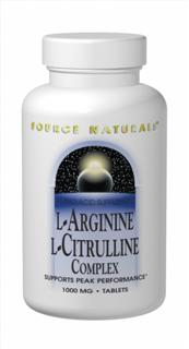 L-Arginine and L-citrulline are two amino acids bundled into a single powerful supplement. L-Arginine is an important factor in muscle metabolism and is a precursor for nitric oxide, which promotes increased circulation by relaxing blood vessels.  L-Citrulline helps the body rid itself of ammonia, a by-product of exercise. This clearing enables the body to recover after a workout..