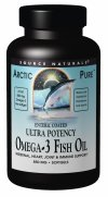 Fish oils with EPA and DHA support the healthy functions of the brain, joints, and circulatory system.  This enteric-coated, high potency softgel is digested in the intestine, not the stomach, for additional, focused benefits, supporting healthy inflammation response in the small intestines and colon. It contains a potent 850 mg of omega-3s per capsule..