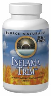 Inflama-Trim provides a complex array of vitamins, minerals, and herbs that support the normal balance of the deep metabolic systems that are helpful in maintaining healthy weight: inflammation response, blood sugar balance, thermogenic fat metabolism, and cortisol hormone balance.  Inflama-Trim is a Bio-Aligned formula that should be used in conjunction with the included Maximum Metabolism Weight Loss Plan..