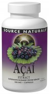 Acai is a palm from the Amazonian rainforest. It has small, purple fruits that have been used by Brazilian natives for food and health for hundreds of years. The active constituents in Acai are polyphenols and anthocyanins. Scientific studies have shown these compounds to be powerful antioxidants, benefiting the entire body by protecting the cells from free radicals..