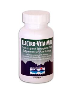 May increase energy and vitality nourishing the body with a comprehensive blend of essential vitamins & minerals..