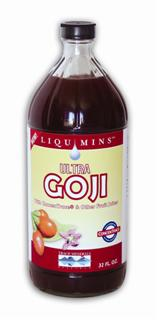 Pure Goji with ConcenTrace made from whole Lycium Barbarum fruit delivers 19 Amino acids, including all 8 that are essential for health and wellbeing..