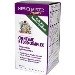 Coenzyme B Food Complex delivers 8 different nourishing probiotic vitamins as well as 11 stress-balancing, soothing and restorative herbs and mushrooms cultured for maximum effectiveness.* Herbs like American ginseng, hawthorn, and astragalus are revered for assisting adaptation to stress and supporting immune function.* The addition of supercritical ginger and turmeric extracts maximizes bioavailability and efficacy.*.