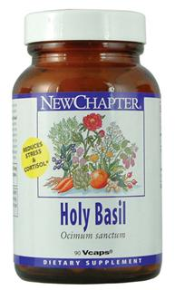Holy Basil, known as Ocimum sanctum in Latin, has for thousands of years been revered as Tulsi in Ayurvedic medicine..