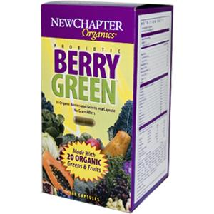 20 organic greens and fruits to awaken your life force. True vegetable greens-no grass fillers.