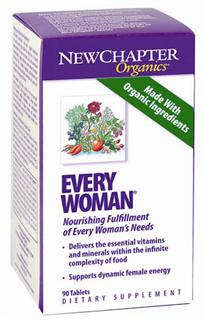 Every Woman Whole Food Multivitamin delivers 25 different nutritive and energizing probiotic vitamins and minerals as well as 20 stress-balancing and free-radical scavenging herbs cultured for maximum effectiveness..