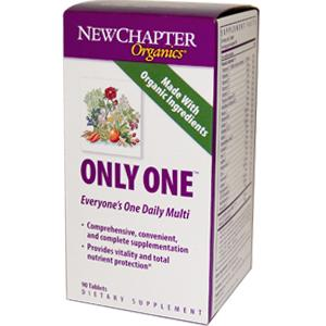 Only One delivers 25 different probiotic vitamins and minerals in their most easily digested, energizing and protective formwhole cultured food..