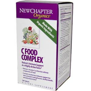 Delivers vitamin C within the infinite complexity of certified organic whole super foods.