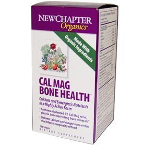 Cal Mag Bone Health delivers 7 different easily digested, nourishing and protective probiotic minerals as well as 9 free-radical scavenging herbs cultured for maximum effectiveness.  Made With Organic Ingredients. Certified Organic by International Certification services, Inc., USA..