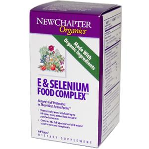 E & Selenium Food Complex delivers highly active probiotic E and selenium, as well as 9 free-radical scavenging herbs cultured for maximum effectiveness. Delivering essential nutrients in their safest and most active form within the infinite complexity of whole food..