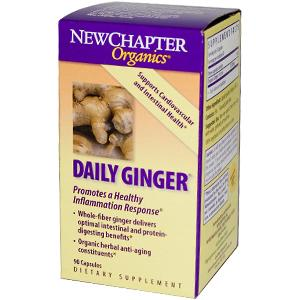 Ginger offers numerous benefits including restoration of proper digestive function and balance. Recent research suggests that ginger modulates prostaglandins, thereby promoting circulatory health and well-being during menopause and inflammatory processes..