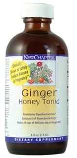 Ginger offers numerous health benefits that have been demonstrated both historically and scientifically. Because ginger contains 180 times the protein digesting power of papaya, and stimulates fat digesting bile as well as the growth of healthy intestinal flora, ginger restores balance and potentiates proper digestive function..