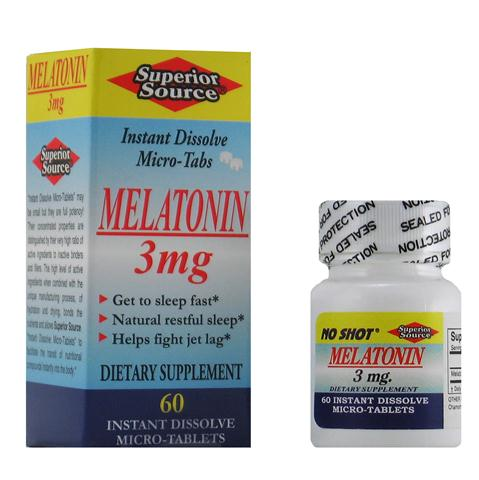 Melatonin with Camomile supports a restful sleep and helps to restore your natural sleep cycle. Interrupted sleep, broken and irregular sleep results in sleep deprivation and is a major health concern..