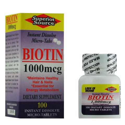 Biotin is essential in the process known as the Krebs Cycle in which energy is released from the foods you eat and transformed by the body for use...