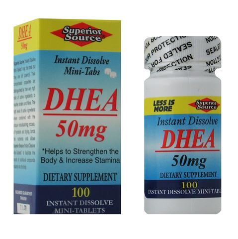 DHEA (Dehydroepiandrosterone) a natural precursor to testosterone and estrogen has been called the age-defying hormone. Providing the benefits of bone strength it may also increase sexual energy and improve your vitality..