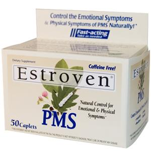 Comprehensive blend helps reduce anxiety, stress and discomfort of PMS..