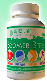AO3 Boomer Berry by Brazilian Basics helps rejuvenate your body internally; providing copious amounts of energy, nutrients, and antioxidants..