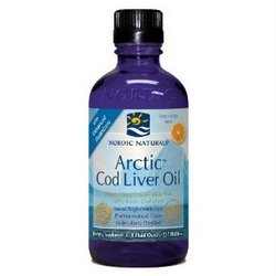 Purified Arctic Cod Liver Oil 16oz.