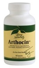 Arthocin from Terry Naturally contains clinically proven ingredients to help keep joint and connective tissues healthy, and reduce pain and inflammation..