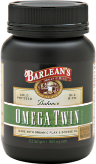 Nurture and nourish your body with Barleans Lignan Omega Twin softgels, fresh from our hand-crafted press and abundant in Omega-3, 6 and 9 fatty acids and vital flax lignans. Each drop is pure and pristine, unrefined and unfiltered to bring you vibrant health and energy..