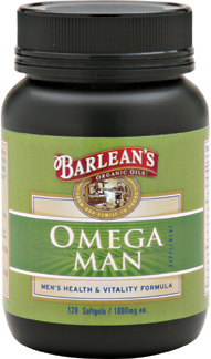 Omega Man is for men of all ages who are interested in maintaining a youthful physique and appearance, sustaining peak athletic performance, supporting heart health and the preservation of healthy prostate tissue..