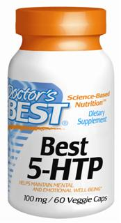 Doctors Best 5-HTP is extracted from the seeds of the Griffonia simplicifolia plant. Studies have demonstrated that 5-HTP helps maintain mental and emotional well-being and promotes healthy sleep. *.