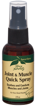 Topical Spray Soothes and Comforts Sore Muscles and Joints. Contains Curcumin BCM-95 and Boswellia Extracts..