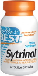 Sytrinol is a formula derived from citrus and palm fruit extracts..