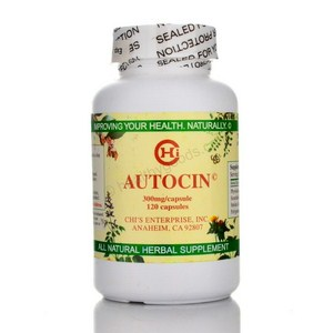 Autocin by Chi's Enterprise contains the herbs Phytolacca esculenta, Scutellaria baicalensis, smilax china, and plygonum cuspidatum. Studies have shown it to be effective for various autoimmune diseases. Buy Today at Seacoast.com!.