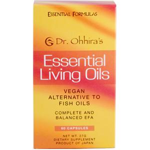 Vegan Alternative to Fish Oils containing eight high-quality plants and seeds which provide essential fatty acids supporting optimal health. Contains: Rice Bran Oil, Borage Oil, Sunflower Oil, Avocado Oil, Perilla Oil, Flax Oil, Green Tea Oil, Olive Oil.