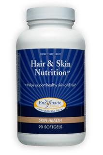 Specifically blended to provide the ultimate support for healthy hair and skin.