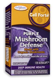 Dramatically intensifies natural killer-cell activity. No other mushroom formula contains this unique blend of ingredients: Agaricus, Maitake, Coriolus, and Reishi nourished by sustainable organically grown Purple Kculli Corn in Peru. Each ingredient works together amplifying your body's own natural killer-cell activity for powerful, natural, deep-immune support..