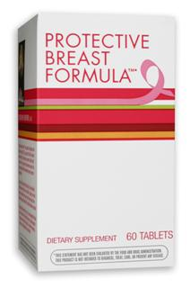 Protective Breast Formula combines the best-researched, clinically-studied doses of ingredients that support breast tissue health. 5-Way Protection by supporting hormonal balance, detoxification, immune support, free-radical defense and natural anti-inflammatory response..