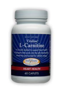 Clinically studied Vitaline L-Carnitine supports heart health. Nearly 70% of the energy needed for heart function is derived from fatty acid breakdown..