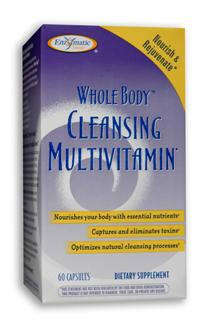 Optimize your natural cleansing process. Whole Body Cleansing Multivitamin delivers potent and versatile antioxidants, plus select vitamins, minerals and amino acids to help support whole-body nourishment and toxin elimination everyday..