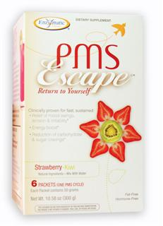 The clinically tested and patented blend of simple and complex carbohydrates in PMS Escape has been shown to significantly reduce the symptoms of PMS.