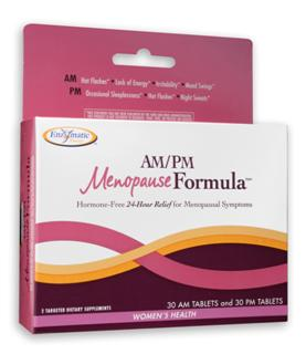 This hormone-free, natural solution to menopause symptoms will support you all day and all night.