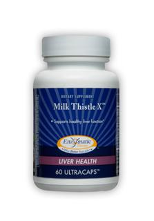 Standardized herbal cocktail that combines extracts of milk thistle, dandelion, artichoke and licorice in support of healthy liver functions..