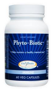 A perfect companion to probiotics, Phyto-Biotic contains berberine, from barberry and goldenseal extracts. Clinical studies show that berberine benefits your intestinal flora - the good bacteria for optimal digestion..