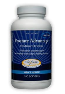 Comprehensive natural nutrition promoting healthy prostate, hormone and urinary functions.Prostate Advantage combines three essential nutrient extracts for maximum results: saw palmetto, pumpkin seed and pygeum..