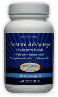 Comprehensive natural nutrition promoting healthy prostate, hormone and urinary functions.Prostate Advantage combines three essential nutrient extracts for maximum results: saw palmetto, pumpkin seed and pygeum. .